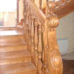 Проект деревяной лестницы