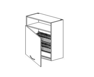 шкаф для сушки с полкой