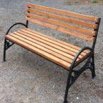 Реставрация скамеек