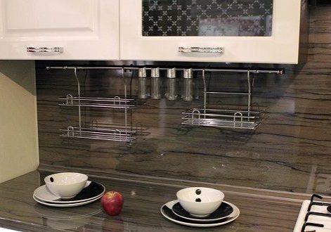 Глянцевые столешницы для кухни