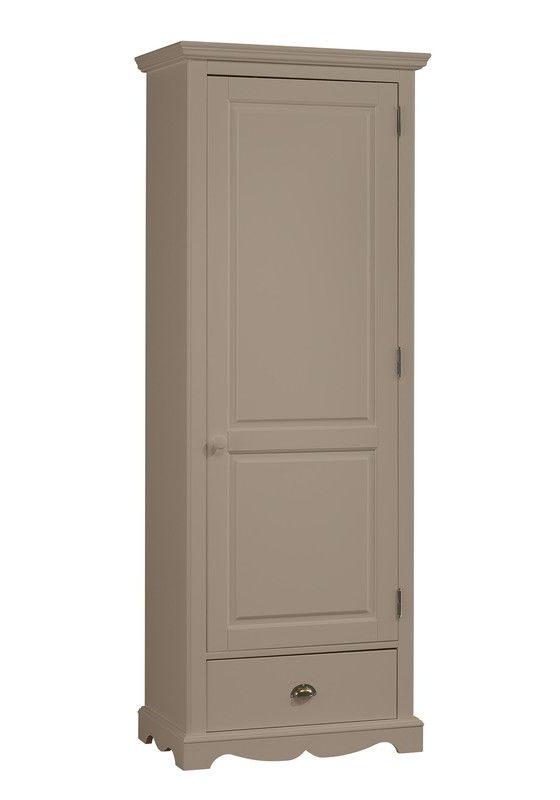 Шкаф из МДФ серии мебели Либерти
