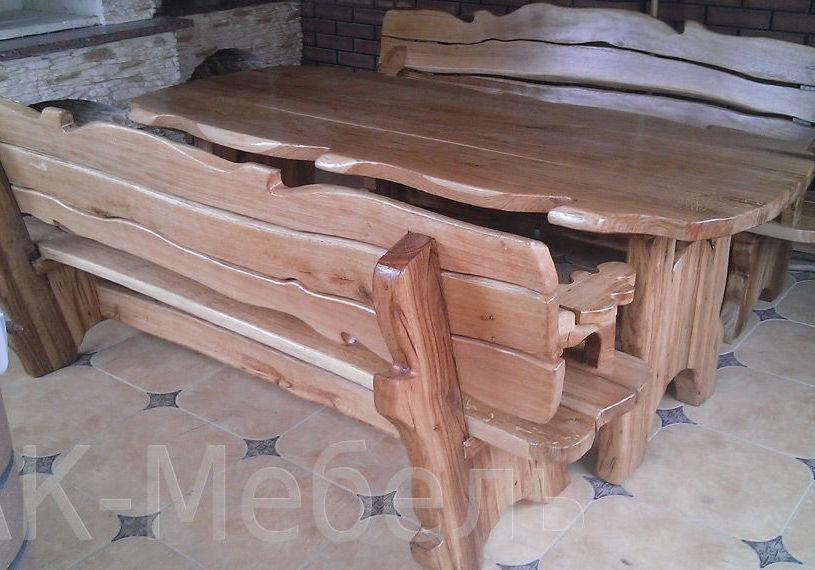 Изготовление мебели для бани и сауны