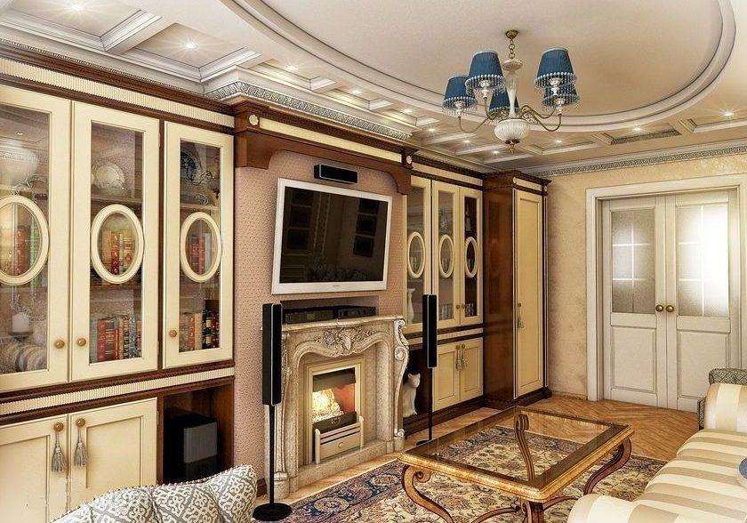Шкафы из шпона и дерева, производственная компания АК-Мебель