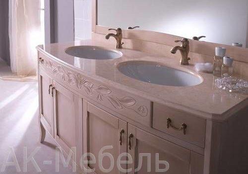 МДФ мебель в ванную