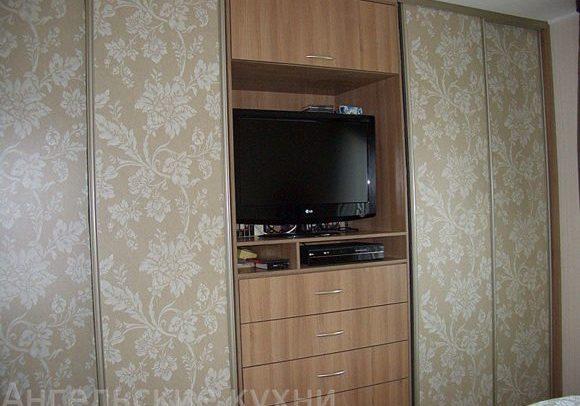 Шкафы купе для спален фото