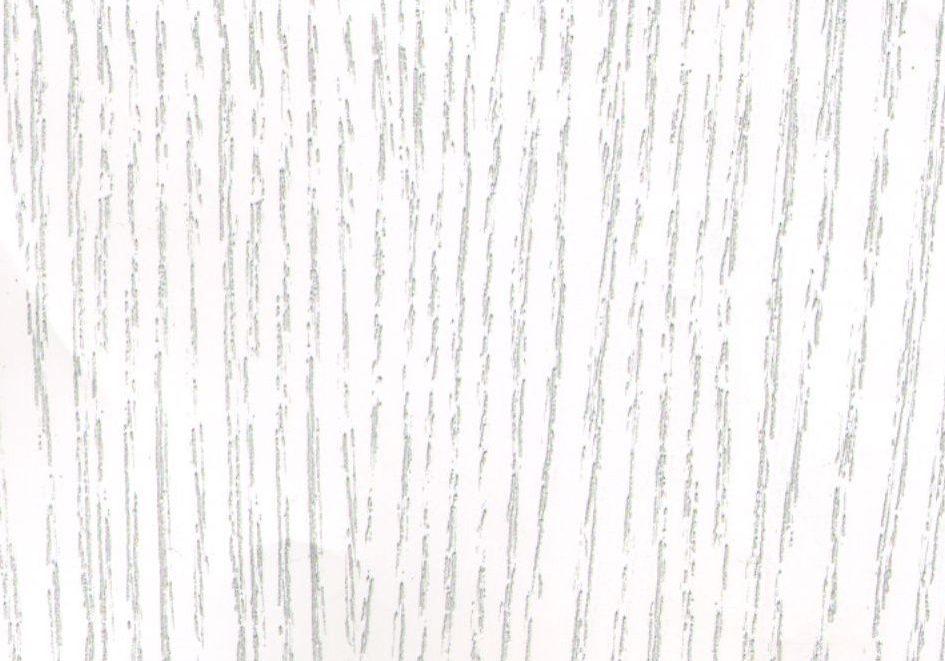Цвет шпонированного фасада белая эмаль с серой патиной