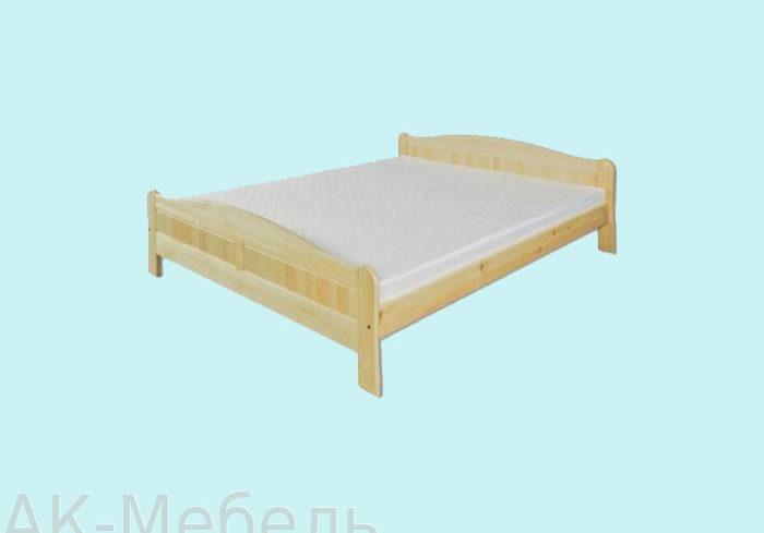 Кровать массив дерева сосна