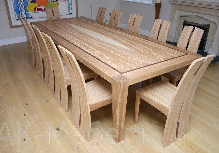 Деревянные столешницы для кухонных столов