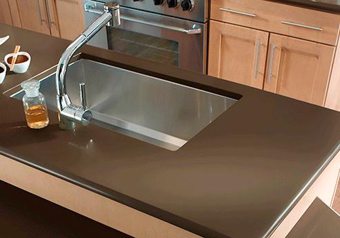 Кухонные столешницы кориан