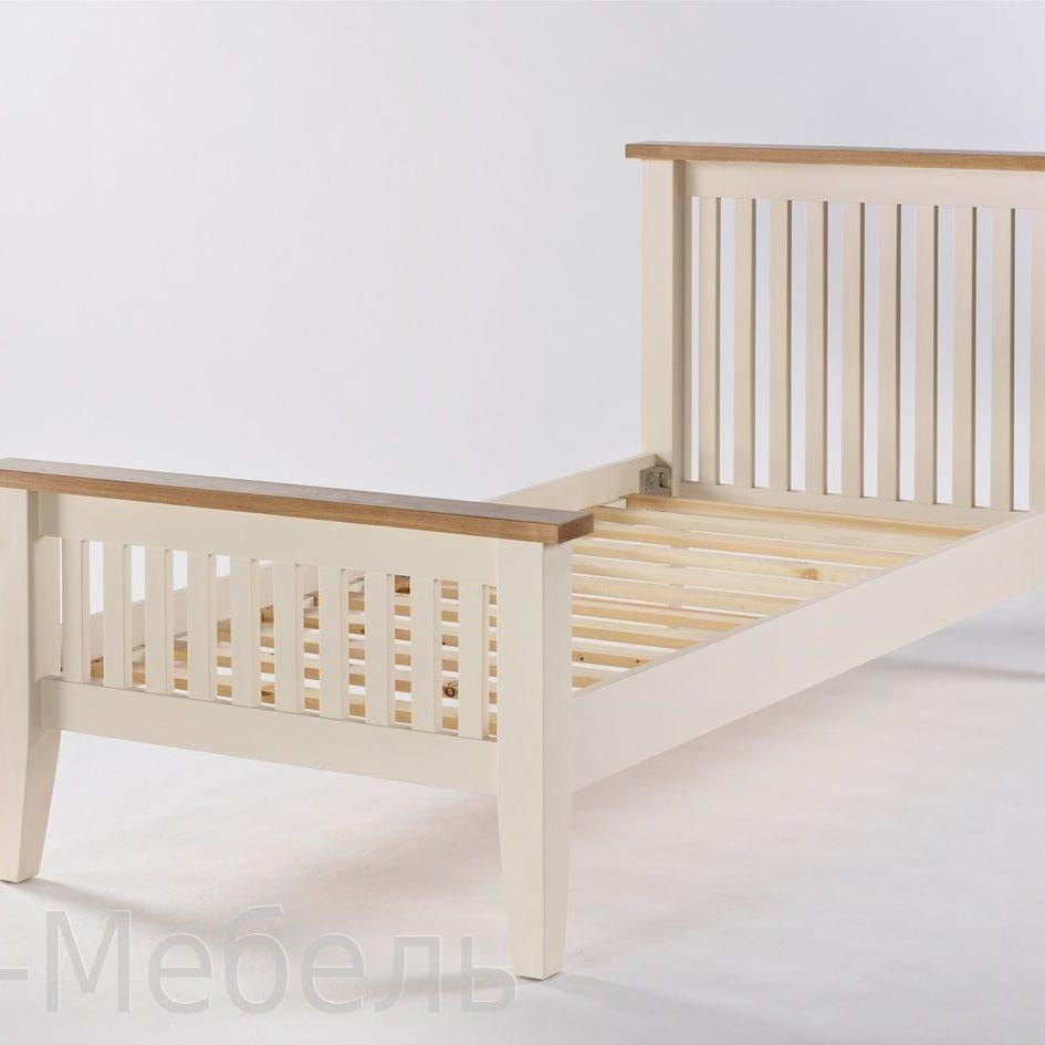 Кровать МДФ, мебель серии Сапсан