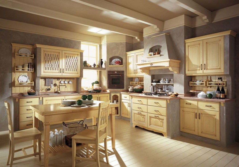 Фасады массив ясеня для кухни