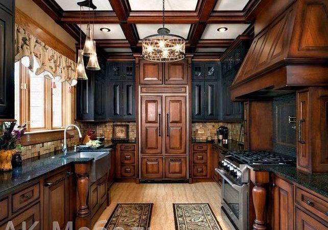 Кухня Ясень