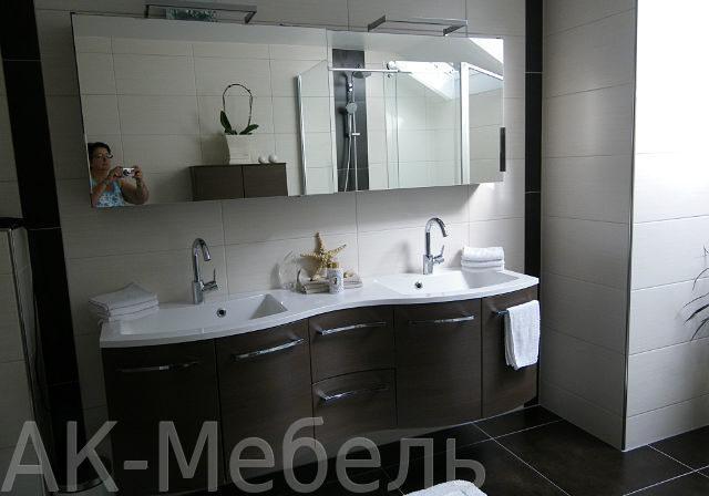 Заказная мебель в ванную