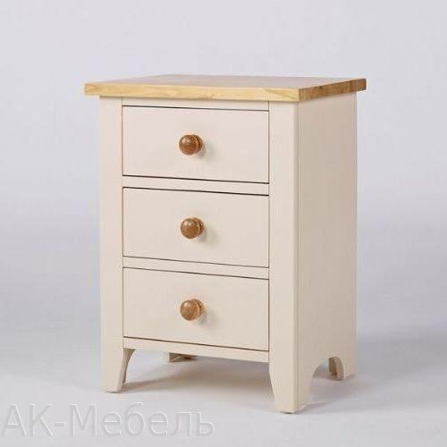 Тумба 3 ящика, мебель серии Сапсан