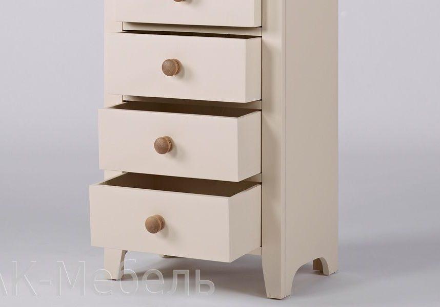 Ящики на комод колонку, мебель серии Сапсан