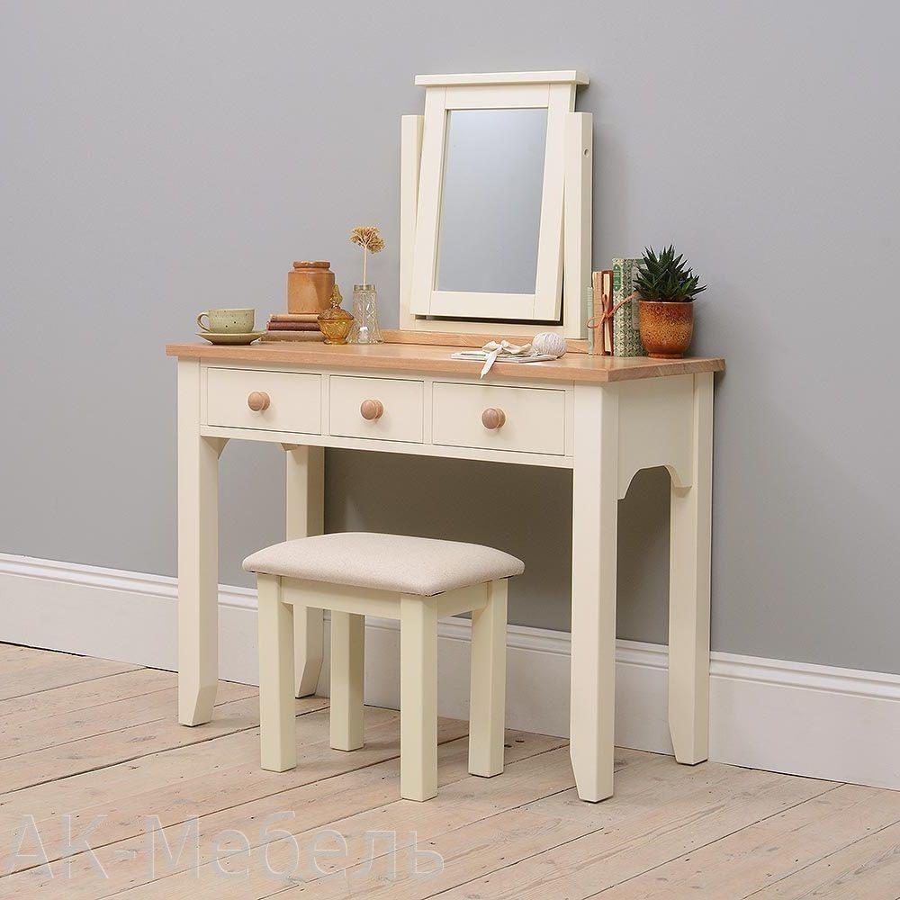 Консоль 3 ящика, мебель серии Сапсан