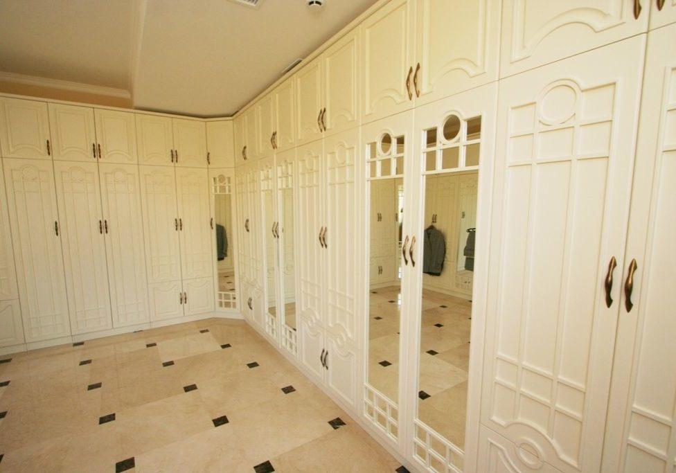 Крашенные фасады МДФ для шкафа
