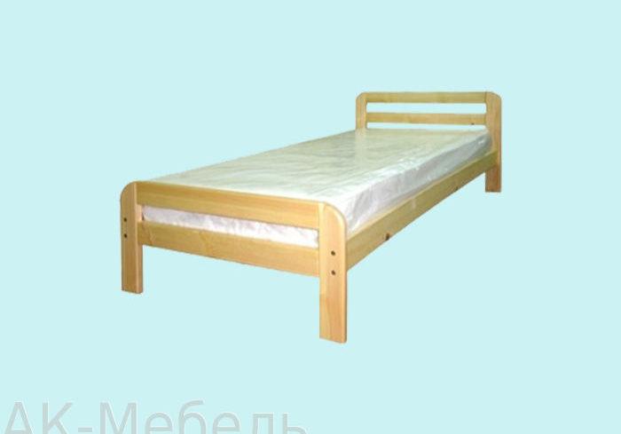 Кровать массив сосна