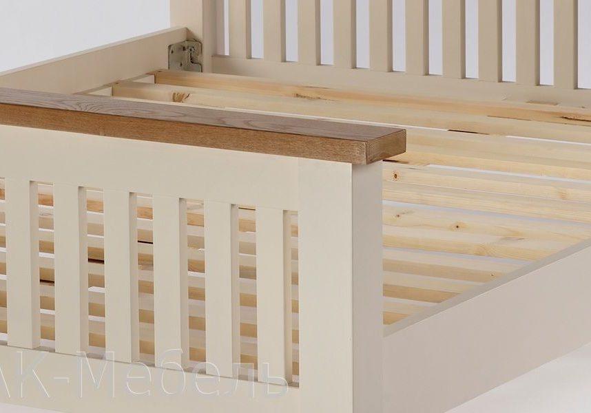 Кровать из МДФ, мебель серии Сапсан