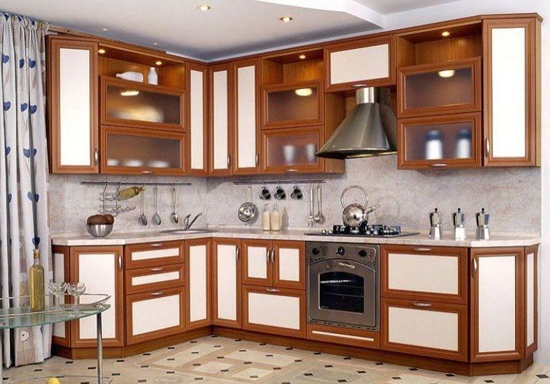 Кухни с рамка МДФ