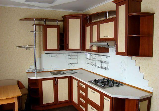 Кухни с рамкой МДФ