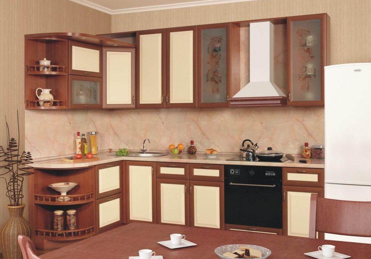 Кухни с рамкой МДФ, недорого