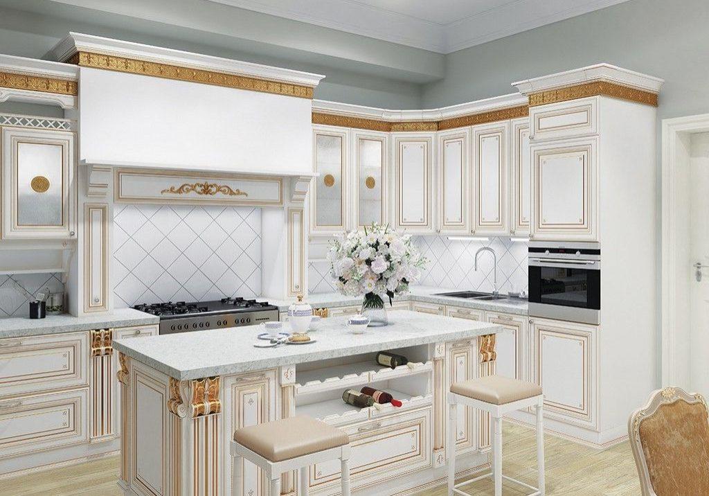 Кухня-поталь-с-золотом