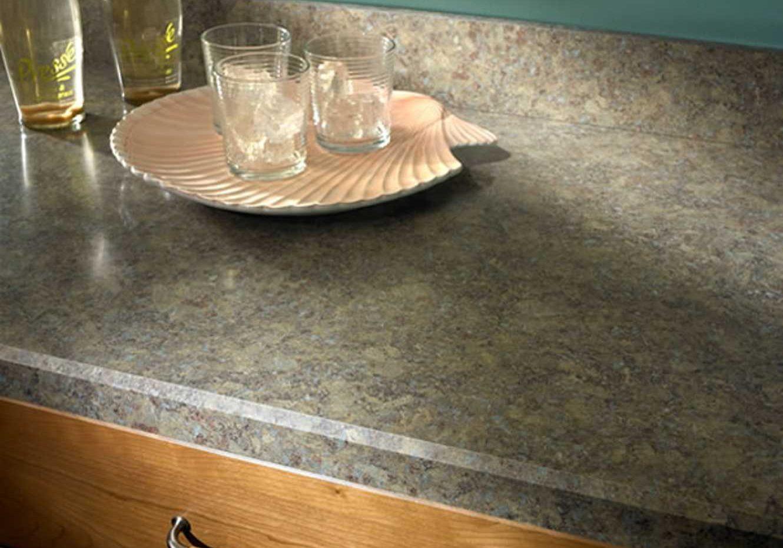 Кухонные столешницы из пластика