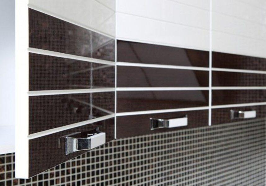 Кухонные шпонированные фасады