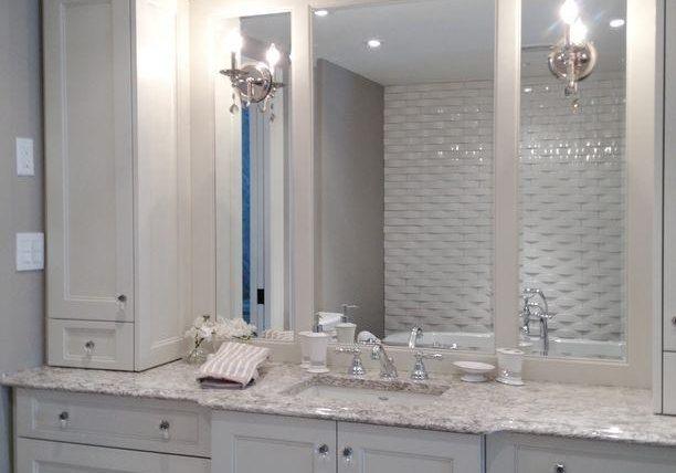 Мебель из мдф в ванную на заказ