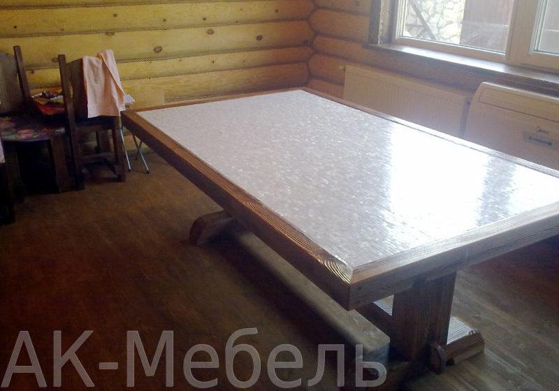 Стол для бани или сауны