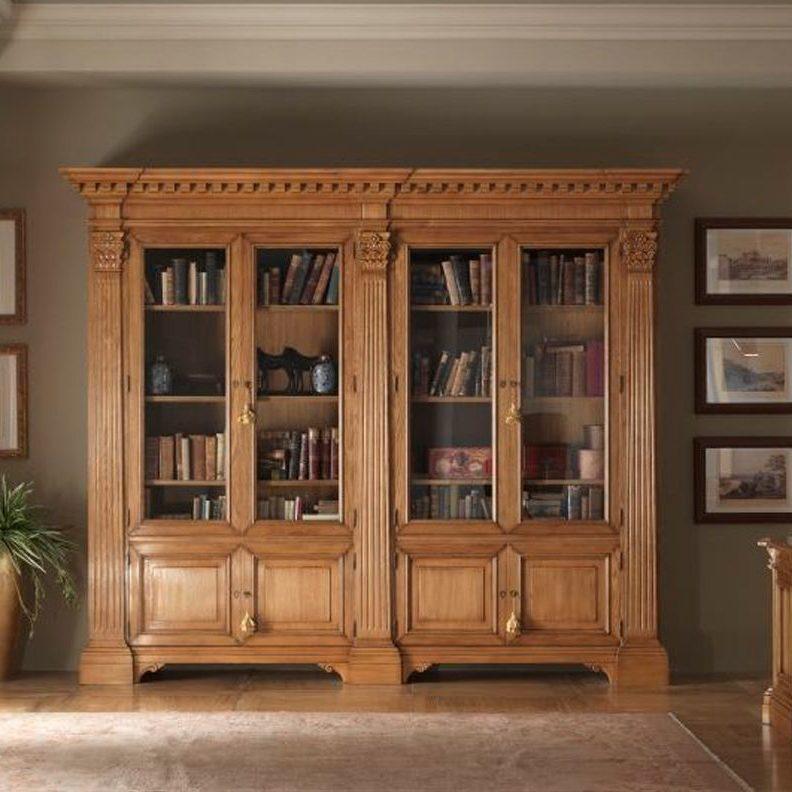 Современные деревянные шкафы