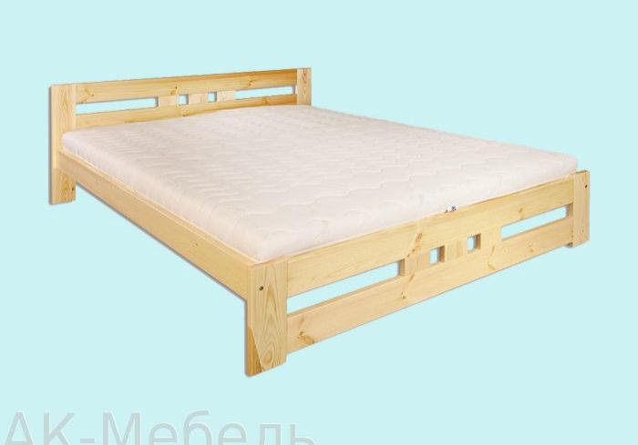 Мебель из сосны, деревянная кровать