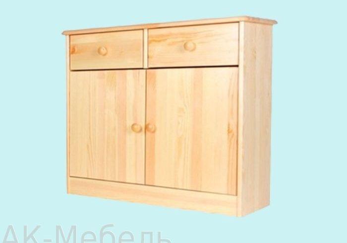 Мебель из сосны, комод
