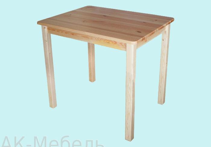 Мебель из сосны, столы из дерева