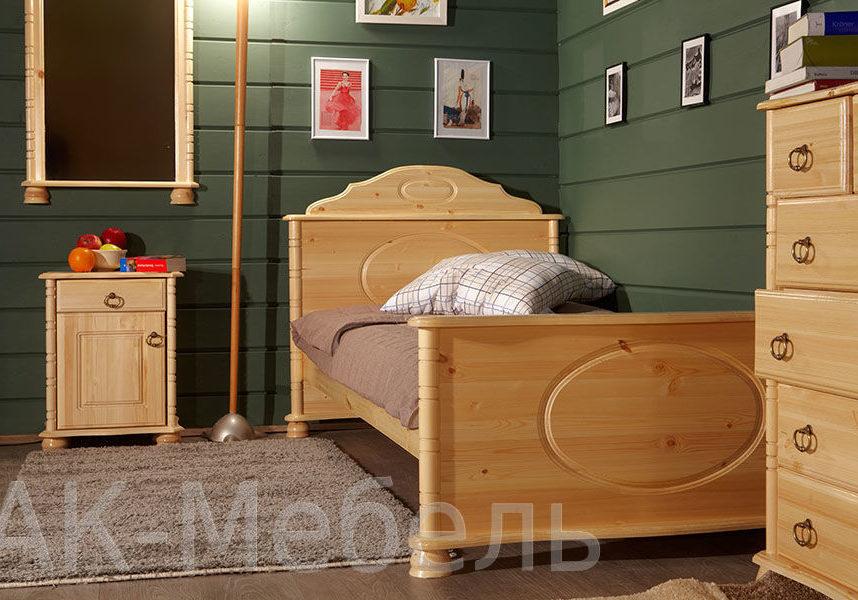 Детская мебель из сосны на заказ