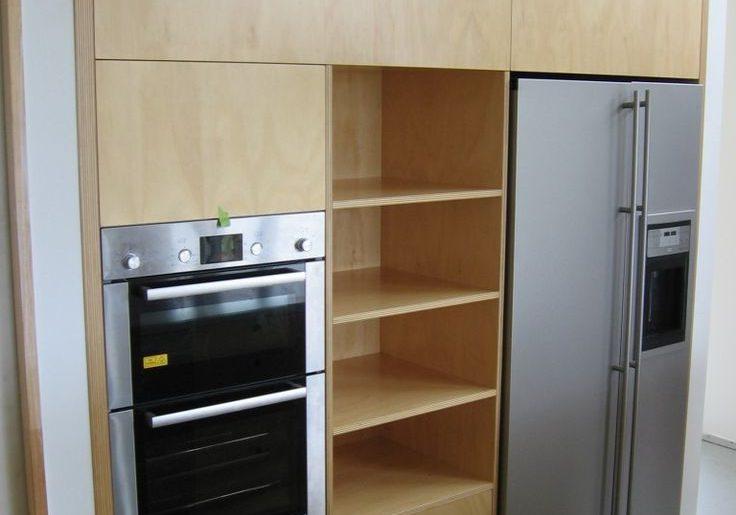 Шкафы для кухни из фанеры
