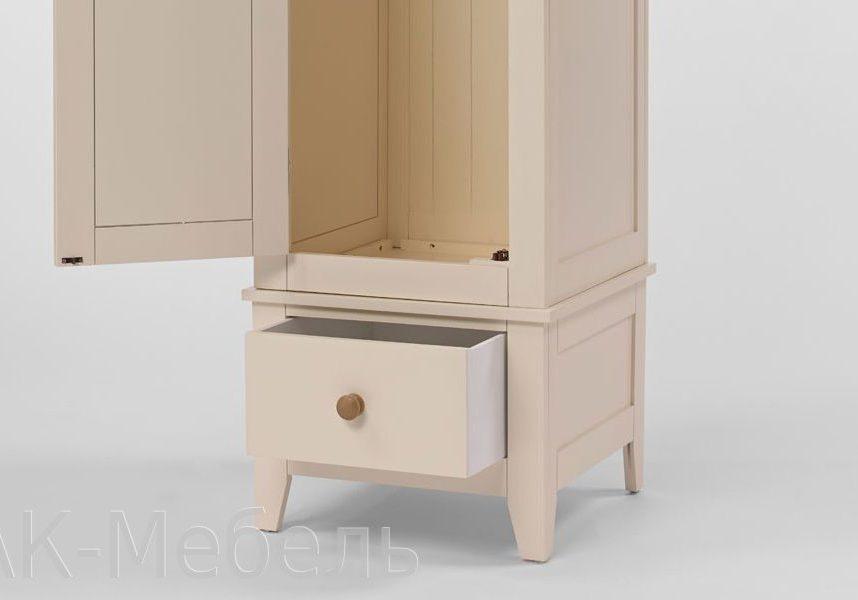 Ящик без направляющих для шкафа из МДФ