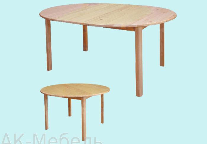 Столы для мебели из сосны