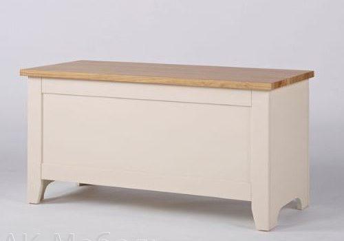 Сундук пуфик из МДФ, мебель серии Сапсан