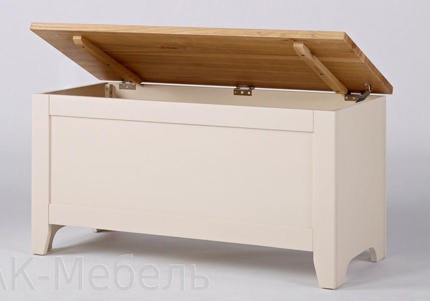 Сундук из МДФ, мебель серии Сапсан