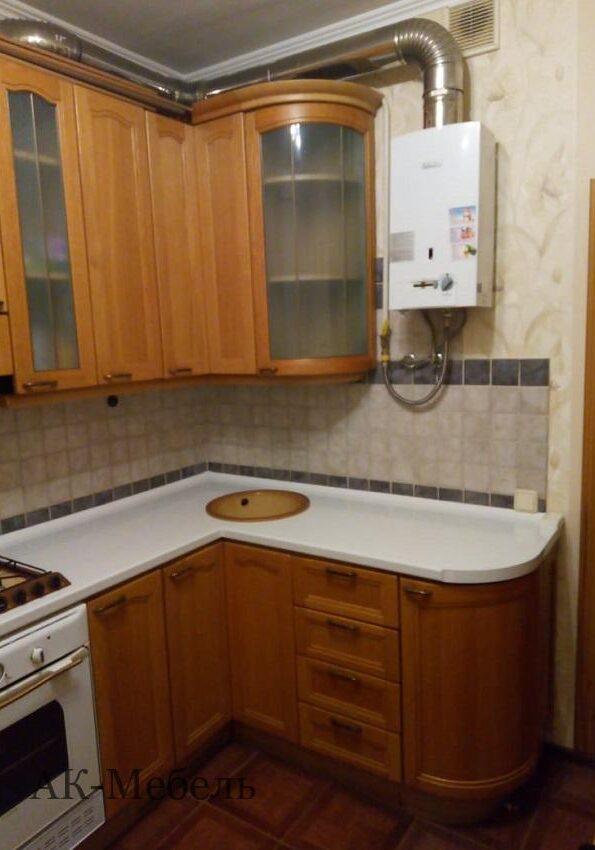 Замена столешницы из дсп на кухне